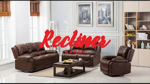 Love Sofas Lovesofas The Valencia Recliner Range Youtube