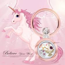 vintage unicorn ring holder images Desberry inspirational jewelry unicorn floating charm locket jpg