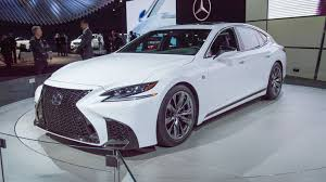 lexus ls 2018 lexus ls 500 f car price update and release date info