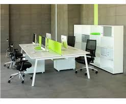 A Frame Computer Desk by A U0027 Frame Benching Steelco