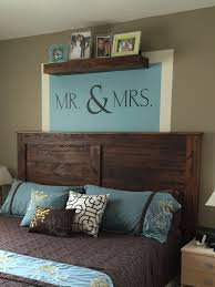 Diy King Headboard Reclaimed Wood King Headboard Just Slightly Adapted From Http