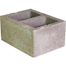 Decorative Bricks Home Depot by 12 In X 8 In X 16 In Lightweight Regular Concrete Block 212761