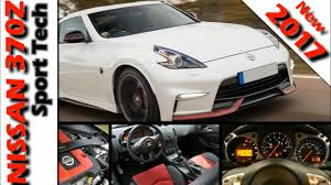 2017 nissan 370z interior news 2017 nissan 370z sport tech with a 3 7 liter v6 engine