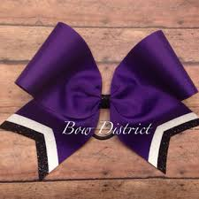 african american cheer hair bows best white glitter cheer bows products on wanelo