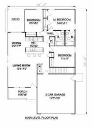 House Building Plans 1100 Square Foot House Plan Layout House Layout Pinterest