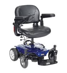 drive cobalt portable electric wheelchair for sale