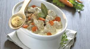 cuisiner la blanquette de veau recette blanquette de veau moutardée en vidéo