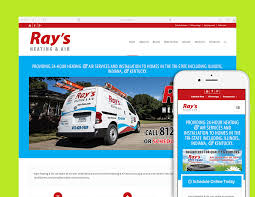 Quality Comfort Systems Website Development Visualrush