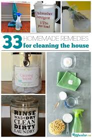 Homemade Upholstery Shampoo 33 Homemade Remedies For Cleaning The House Tip Junkie