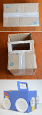 cardboard car tutorial kids crafts could be changed into a