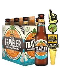 traveler beer images Aloha traveler pineapple shandy ratebeer