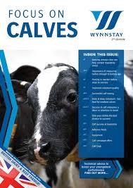 focus on calves 2016 by wynnstaygroup issuu