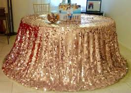 tablecloth rental blush sequin tablecloth for wedding home design stylinghome
