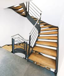treppen stahl holz im zeichen der zeit stahl holz treppen für energiesparhäuser