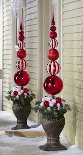 253 best outdoor christmas decorations images on pinterest