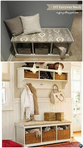Diy Bench With Storage 20 Best Entryway Bench Diy Ideas Projects Picture Instructions