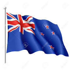 New Zealand New Flag New Zealand Clipart New Zealand Flag Pencil And In Color New