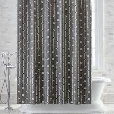 Shower Curtain Octave Shower Curtain In Shower Curtains Rings Reviews Crate