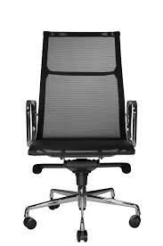reed mesh ergonomic lowback office chair from wobi office