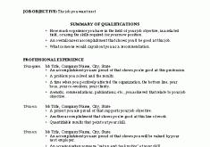 Example Of Chronological Resume by Basic Sample Resume Haadyaooverbayresort Com