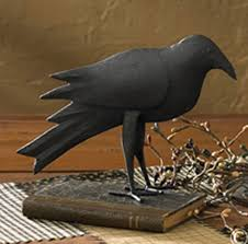 Creepy Home Decor Halloween Crows Halloween Crow Creepy Primitive Crows For Your