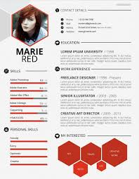 Graphic Design Sample Resumes by 50 Creative Resume Design Samples That Will Make You Rethink Your Cv