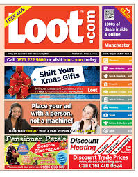 loot manchester 26th dec 2014 by loot issuu