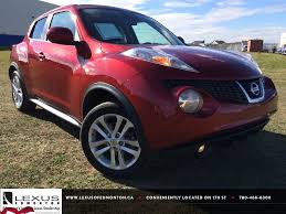 2015 nissan juke 5dr wgn pre owned red 2011 nissan juke awd i4 cvt sl in depth review red