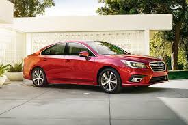 subaru legacy wheels subaru prices fancier prettier 2018 legacy from 22 195 roadshow