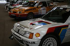 peugeot 205 group b north wales car club