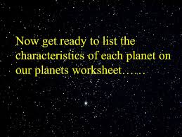 our solar system ppt video online download