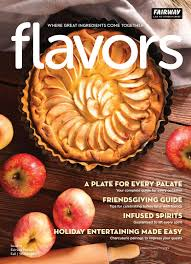 fairway market flavors fall winter 2017 magazine by fairway market