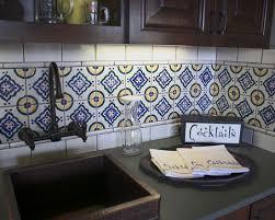 Best Mexican Splashback Kitchen Images On Pinterest Haciendas - Mexican backsplash