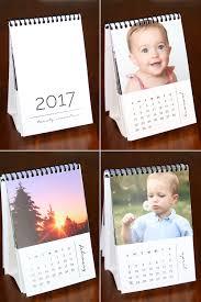 Small Easel Desk Calendar Diy Mini Photo Calendar W Free Printables It U0027s Always Autumn