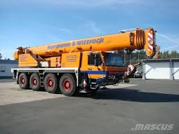 used tadano faun atf 65g 4 all terrain cranes year 2009 for sale