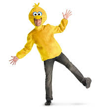 vet halloween costume amazon com dis50631 big bird sesame street costume clothing