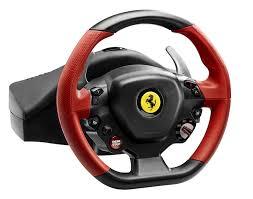 458 italia thrustmaster thrustmaster racing wheel 458 spider edition xbox one