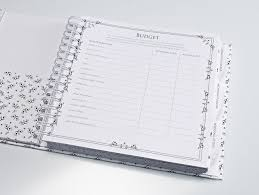 The Wedding Planner Book Wedding Planning Journal Wedding Accessories Outlet Wedding