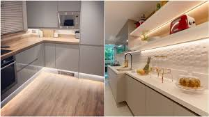 ideas for cabinet lighting in kitchen 50 modern kitchen lighting ideas 2021