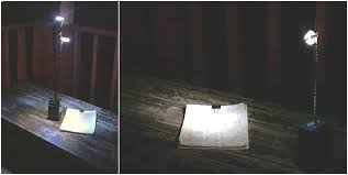 the electronic peasant s battery powered led l page