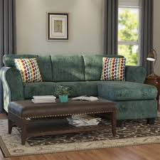 blue sectional sofa with chaise blue chaise sofa sectional sofas you u0027ll love wayfair