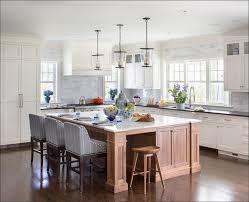 Gray Stone Backsplash by Kitchen Layered Stone Backsplash Dark Backsplash White Cabinets