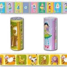 bordüre kinderzimmer selbstklebend selbstklebende bordüren fürs kinderzimmer ebay