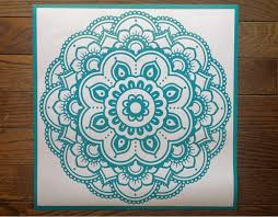 Om Wall Decal Mandala Vinyl by Mandala Car Decal Mandala Sticker Yoga Decal Boho Decor Flower