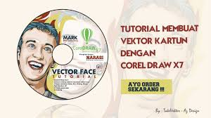 tutorial corel draw menggambar kartun tutorial membuat vektor kartun dengan corel draw x7 trailer youtube