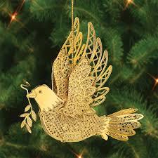 the 2015 danbury mint annual gold ornament the danbury