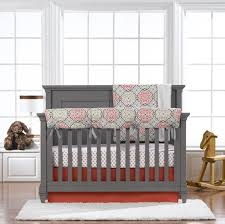 Nursery Bedding For Girls by 110 Best Bumper Free Baby Bedding Images On Pinterest Baby Beds