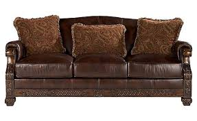 Old Style Sofa by Zenfield Bedroom Bench Truffle Living Rooms And Room