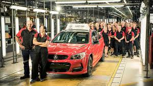 holden car holden stops production in australia after 69 years the drive