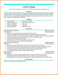 Maintenance Technician Resume Veterinary Technician Resumes Samples Youtuf Com